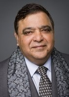 Deepak Obhrai, Conservative MP from Calgary East and Parliamentary Secretary to the Minister of Foreign Affairs